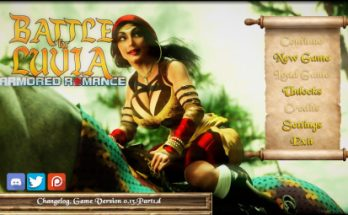 Battle for Luvia: Armored Romance 0.13 PC Game Download for Mac