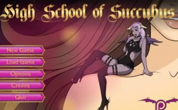 Download High School Of Succubus 1.47 Game Walkthrough for PC