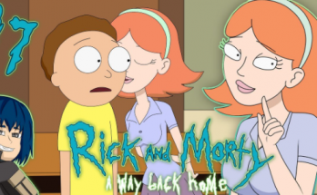 Rick And Morty A Way Back Home v3b PC Game Download for Mac