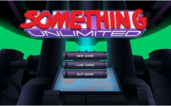 Something Unlimited 2.3.3 Download Game Walkthrough Free for PC